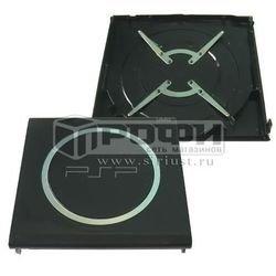 Крышка UMD механизма для Sony PSP Slim 3000 (М0021667) (черный) - Запчасть для PSP