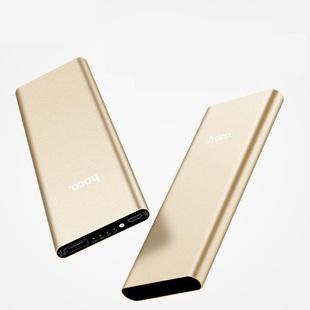 Hoco B16-10000 (золотистый) - Внешний аккумулятор
