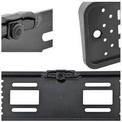 Универсальная камера заднего вида (Swat VDC-006) - Камера заднего видаКамеры заднего вида<br>Swat VDC-006 - CMOS камера заднего вида в рамке номерного знака, регулируемая. Будет полезна не только при парковке автомобиля, но и во время движения задним ходом.