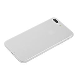 Чехол-накладка для Apple iPhone 7 Plus, 8 Plus (Liberti Project 0L-00030163) (белый) - Чехол для телефонаЧехлы для мобильных телефонов<br>Чехол-накладка плотно облегает корпус телефона и гарантирует его надежную защиту от царапин и потертостей. Материал чехла: матовый пластик толщиной 0.4 мм.
