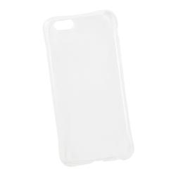 Чехол-накладка для Apple iPhone 6, 6s (Liberti Project 0L-00029775) (прозрачный) - Чехол для телефонаЧехлы для мобильных телефонов<br>Ударопрочный чехол-накладка плотно облегает корпус телефона и гарантирует его надежную защиту от царапин и потертостей.
