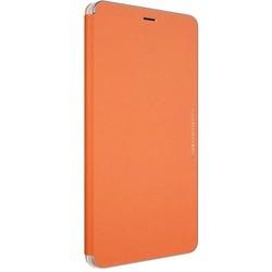 Чехол-книжка для Asus ZenFone 3 Ultra ZU680KL (Asus Folio Cover 90AC01I0-BCV003) (оранжевый) - Чехол для телефонаЧехлы для мобильных телефонов<br>Удобный и компактный чехол-книжка, обеспечит защиту телефону от пыли, грязи, царапин и других негативных внешних воздействий.