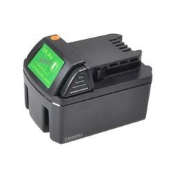 Аккумулятор для инструмента Milwaukee (4.0Ah 14.4V) (TSB-210-MIL14C-40L) - АккумуляторАккумуляторы и зарядные устройства<br>Аккумулятор для инструмента Milwaukee, напряжение - 14.4 В, емкость - 4 Ач, химический состав: Li-Ion. Совместимые модели инструмента: Milwaukee M14, C14 DD, C14 PD, C14DD, C14PD, M14 B4, M14 BX, M14B4, M14BX.