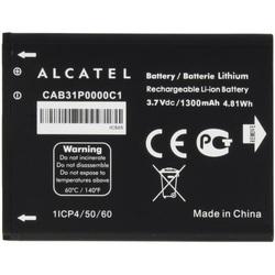 Аккумулятор для Alcatel One Touch 903, 908, 909, 915, 918, 983, 985, 990, 4007D PIXI (3866) - Аккумулятор