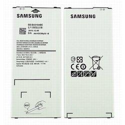 Аккумулятор для Samsung Galaxy A5 2016 (BA510ABE) - АккумуляторАккумуляторы<br>Аккумулятор рассчитан на продолжительную работу и легко восстанавливает работоспособность после глубокого разряда.