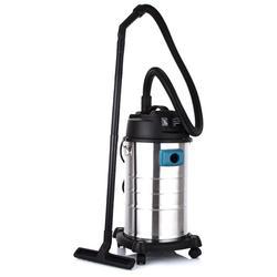 Bort BSS-1230 (нержавейка) - ПылесосПылесосы<br>Промышленый пылесос для сухой и влажной уборки, мощность - 1200 Вт, пылесборник - 30 л, сила всасывания - 240 Вт, функция выдува, функция синхронного старта при включении подключенного к пылесосу инструмента.