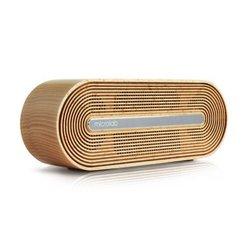 MICROLAB T961BT (дерево) - Колонка для телефона и планшетаПортативная акустика<br>Портативная акустическая система, Bluetooth 4.0 + EDR, выходная мощность: 8Вт, частотный диапазон: 100-20000 Гц. Звонки в режиме «Hands free», дальность приёма сигнала – до 10 м, AUX разъём.