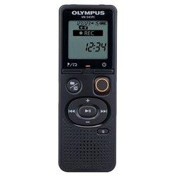 Olympus Olympus VN-541PC - ДиктофонДиктофоны<br>Olympus Olympus VN-541PC - диктофон, каналов записи: 1 (моно), 4 Гб, макс. время записи 2080 ч, подключение к компьютеру, динамик, подключение наушников, регулировка чувствительности, размеры 38x108x20 мм, вес 67 г