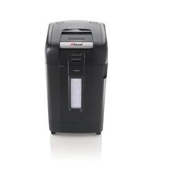 Rexel Auto+ 750M - Уничтожитель бумаг, шредерУничтожители бумаг (шредеры)<br>Rexel Auto+ 750M - шредер, секретность P-6, фрагменты, 750 листов, 115л, скрепки/скобы/пластиковые карты.