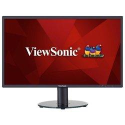 Viewsonic VA2719-SH (черный) - МониторМониторы<br>ЖК (TFT IPS) 27quot;, широкоформатный, 1920x1080, LED-подсветка, 300 кд/м2, 1000:1, 5 мс, 178°/178°, HDMI, VGA.