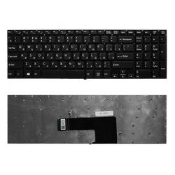Клавиатура для ноутбука Sony FIT 15, SVF15, SVF152 Series (KB-101431) (черный) - Клавиатура для ноутбукаКлавиатуры для ноутбуков<br>Клавиатура легко устанавливается и идеально подойдет для Вашего ноутбука.