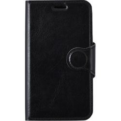 Чехол-книжка для Asus ZenFone Go ZB500KL (Red Line Book Type YT000010379) (черный) - Чехол для телефонаЧехлы для мобильных телефонов<br>Чехол плотно облегает корпус и гарантирует надежную защиту от царапин и потертостей.