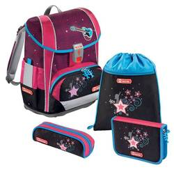 Ранец Step By Step Light2 Pop Star (4 предмета) - Ранец, рюкзак, сумка, папка