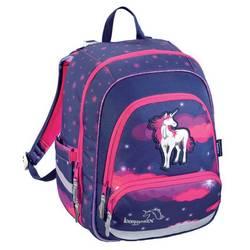 Ранец Step By Step BaggyMax Speedy Unicorn Dream - Ранец, рюкзак, сумка, папкаРюкзаки и ранцы для школы<br>Основное отделение разделено на три секции, легкий доступ в рюкзак осуществляется за счет молнии.