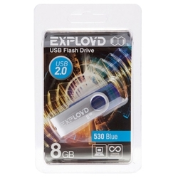 Exployd 530 8GB (синий)