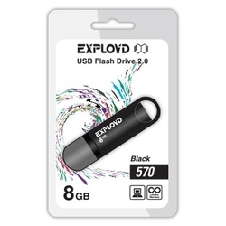 Exployd 570 8GB (черный)