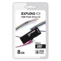 Exployd 580 8GB (черный)