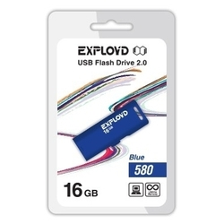Exployd 580 16GB (синий)