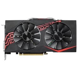 ASUS GeForce GTX 1060 1569Mhz PCI-E 3.0 6144Mb 8008Mhz 192 bit DVI 2xHDMI HDCP Expedition OC RTL