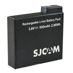 Дополнительный аккумулятор для SJCAM SJ6 Legend (SJ6-BAT) - Аккумулятор для видеокамерыАккумуляторы для видеокамер<br>Дополнительный запасной сменный аккумулятор незаменим в походах, на улице, где нет поблизости электрической розетки.