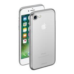 Чехол-накладка для Apple iPhone 7, 8 (Deppa Gel Plus Case 85282) (серебристый) - Чехол для телефонаЧехлы для мобильных телефонов<br>Чехол плотно облегает корпус и гарантирует надежную защиту от царапин и потертостей.