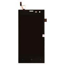 Дисплей для Highscreen Zera S с тачскрином (0L-00028412) (черный) 1-я категория - Дисплей, экран для мобильного телефонаДисплеи и экраны для мобильных телефонов<br>Полный заводской комплект замены дисплея для Highscreen Zera S. Стекло, тачскрин, экран для Highscreen Zera S в сборе. Если вы разбили стекло - вам нужен именно этот комплект, который поставляется со всеми шлейфами, разъемами, чипами в сборе.