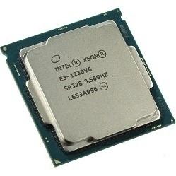 Intel Xeon E3-1230V6 Kaby Lake (3500MHz, LGA1151, L3 8192Kb) OEM - Процессор (CPU)Процессоры (CPU)<br>4-ядерный процессор, Socket LGA1151, частота 3500 МГц, ядро Kaby Lake, техпроцесс 14 нм, встроенный контроллер памяти.