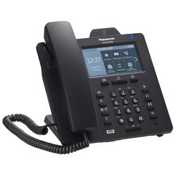 Panasonic KX-HDV430RUB (черный) - IP телефонVoIP-оборудование<br>VoIP-телефон, SIP, WAN, LAN.
