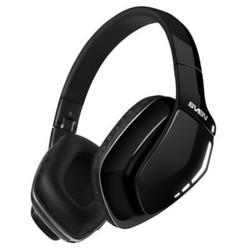 Sven AP-B550MV - НаушникиНаушники и Bluetooth-гарнитуры<br>Чувствительность - 106 дБ, микрофон -58 ± 3, частотный диапазон 20 - 20000 Гц, микрофон 30 – 16 000, мембрана - 40 мм, сопротивление - 32 Ом, тип соединения - Bluetooth 4.1, HSP, HFP, A2DP, AVRCP.