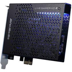 Avermedia Live Gamer HD2 - ТВ тюнерTV-тюнеры<br>Способ установки: внутренний, интерфейс PCI-E, максимальное разрешение: 1920х1080, формат видео: 16:9, поддержка HDTV: 1080p.