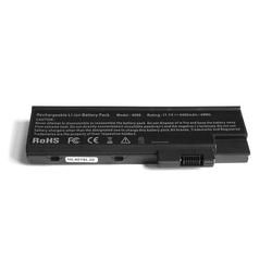 Аккумулятор для Acer 3000, 5000 Series (11.1V, 4400mAh) (MobilePC 1410) - Аккумулятор для ноутбукаАккумуляторы для ноутбуков<br>Аккумуляторная батарея для ноутбука. Химический состав: Li-Ion, напряжение: 11.1V, емкость: 4400mAh.<br>Совместима с ноутбуками: Acer 3000, 5000 Series.