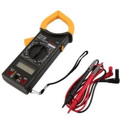 Токоизмерительные клещи Mastech M266F - Вспомогательное оборудованиеВспомогательное оборудование<br>Предназначены для измерения переменного тока 1000 А с функциями мультиметра.