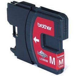 Картридж для Brother DCP-145C, 165, 185, 195, 365, 375, 385, MFC-250C, 290 BrLC980M (пурпурный) - Картридж для принтера, МФУ