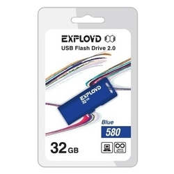 EXPLOYD 580 32GB (синий)