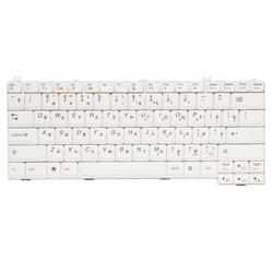 Клавиатура для ноутбука Lenovo 3000 C100, C200, N100, U330, IdeaPad U330, Y330, Y710, Y730 (KB-727R) (белый) - Клавиатура для ноутбукаКлавиатуры для ноутбуков<br>Клавиатура легко устанавливается и идеально подойдет для Вашего ноутбука.