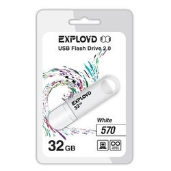 EXPLOYD 570 32GB (белый)