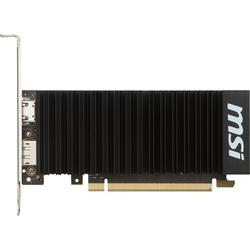 MSI GeForce GT 1030 1265Mhz PCI-E 3.0 2048Mb 6008Mhz 64bit DP HDMI RTL - ВидеокартаВидеокарты<br>Частота 1265МГц (BoostClock 1518)/6008МГц, 2048Мб, GDDR5, 64бит, 1xHDMI, 1хDisplay Port.