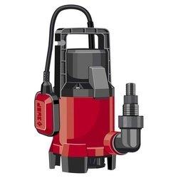 ЗУБР НПГ-М1-400 - Насос бытовойВодяные насосы<br>ЗУБР НПГ-М1-400 - погружной дренажный, пропускная способность 7.5 куб. м/час, для грязной воды, погружение до 7 м, напор 5 м, мощность 400 Вт