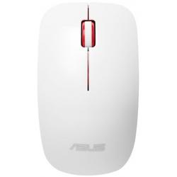 Asus WT300 RF (белый) - МышьМыши<br>Беспроводная мышь для правой и левой руки, интерфейс USB, для ноутбука, светодиодная, 3 клавиши, разрешение сенсора мыши 1600dpi.