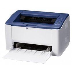 Xerox Phaser 3020 (P3020BI) - Принтер, МФУПринтеры и МФУ<br>Принтер, для небольшого офиса, ч/б лазерная печать, до 20 стр/мин, макс. формат печати A4 (210 amp;#215; 297 мм), Wi-Fi.