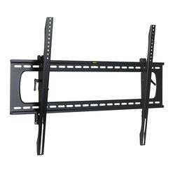 Kromax STAR PRO-112 (черный) - Подставка, кронштейнПодставки и кронштейны<br>Для использования с телевизорами диагональю 55-100quot;, весом до 103кг. Расстояние телевизора от стены 65мм, настенный, наклонный, угол наклона +5 -15 градусов, VESA от 200x200 до 1000x700.