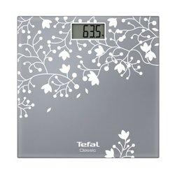 Tefal PP1140V0 (серебристый) - Напольные весыНапольные весы<br>Электронные напольные весы, стеклянная платформа, нагрузка до 160 кг, очень точное измерение, автовключение, автовыключение.