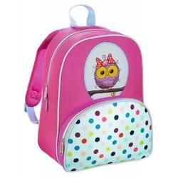 Hama SWEET OWL (розовый, голубой) - Ранец, рюкзак, сумка, папка