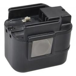 Аккумулятор для инструмента AEG (1.5Ah 7.2V) (TSB-177-AE(G)72B-15C) - АккумуляторАккумуляторы и зарядные устройства<br>Аккумулятор для инструмента AEG, напряжение  7,2 В, емкость  1,5 Ач, химический состав: Ni-Cd. Совместимые модели: B7.2, BS2E7.2T.
