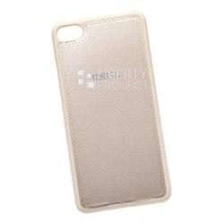 Чехол для Meizu U20 (C-Case 0L-00032475) (золотистый) - Чехол для телефонаЧехлы для мобильных телефонов<br>Чехол-накладка плотно облегает корпус телефона и гарантирует его надежную защиту от царапин и потертостей.