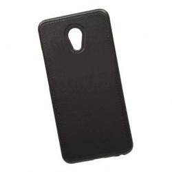 Чехол для Meizu MX6 (C-Case 0L-00032464) (черный) - Чехол для телефонаЧехлы для мобильных телефонов<br>Чехол-накладка плотно облегает корпус телефона и гарантирует его надежную защиту от царапин и потертостей.