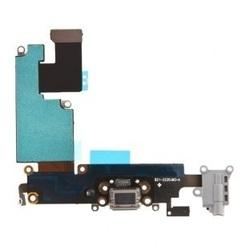 Шлейф для Apple iPhone 6 plus разъём зарядки, разъём гарнитуры, микрофон, антенна (0L-00029813) (серый) - Шлейф для мобильного телефонаШлейфы для мобильных телефонов<br>Шлейф для мобильного телефона – одна из наиболее уязвимых запчастей мобильного телефона, достаточно лишь заменить негодную деталь и ваше устройство будет как новое.