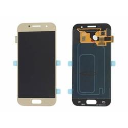 Дисплей для Samsung Galaxy A3 (2017) SM-A320F с тачскрином (GH97-19732B) (Liberti Project 0L-00032766) (золотистый) - Дисплей, экран для мобильного телефонаДисплеи и экраны для мобильных телефонов<br>Полный заводской комплект замены дисплея для Samsung Galaxy A3 (2017) SM-A320F. Стекло, тачскрин, экран для Samsung Galaxy A3 (2017) SM-A320F в сборе. Если вы разбили стекло - вам нужен именно этот комплект, который поставляется со всеми шлейфами, разъемами, чипами в сборе.