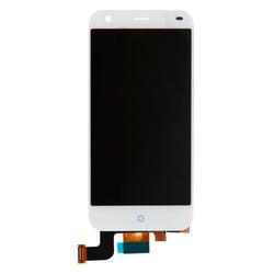 Дисплей для ZTE Blade S6 с тачскрином (Liberti Project 0L-00030432) (белый) - Дисплей, экран для мобильного телефона