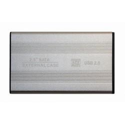 "Корпус для жесткого диска 2.5"" BET-S254 (Palmexx PX/HDDBox2.0 BETS254 SLV) (серебристый) - Корпус, док-станция для жесткого диска"